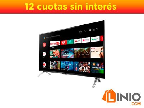 """Smart Tv 40"""" Full HD LE40SMART17 Con Android HITACHI"""
