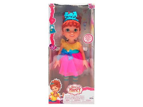 Muñeca Fancy Nancy Original Disney 37 Cm Altura ¡hermosa!