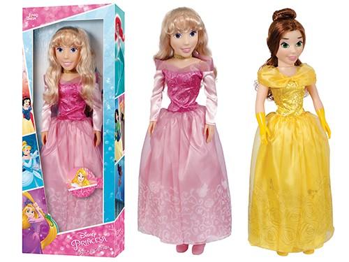 Princesas Gigantes De Disney Store 80cm De Altura! Juguete