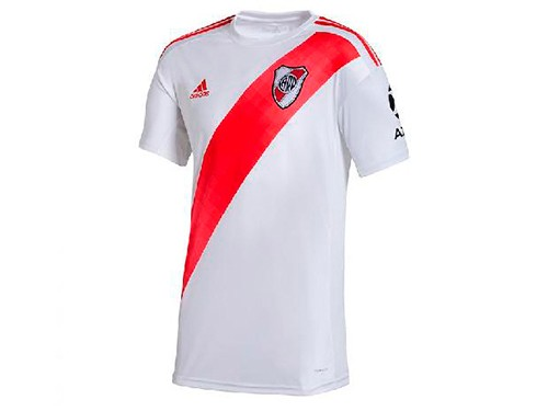 Camiseta adidas River Plate Oficial Sin Sponsor
