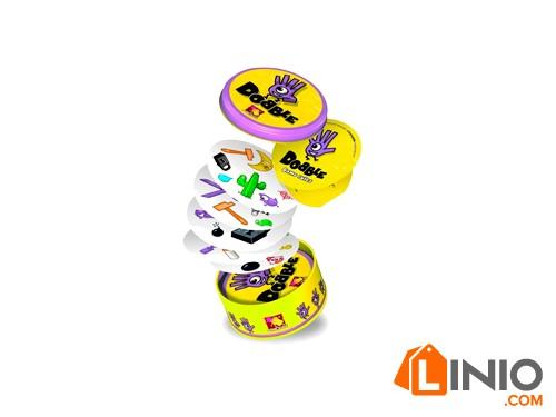 Dobble Juego De Cartas Velocidad Top Toys