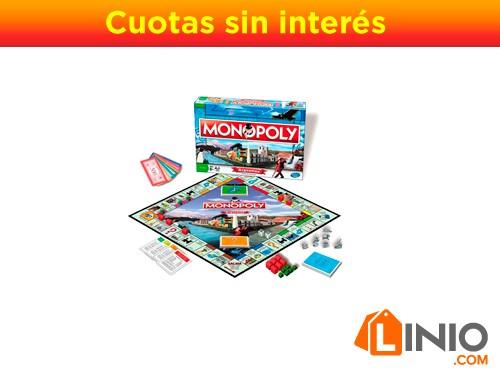Monopoly Argentina Emocionante Juego De Negociar Propiedades