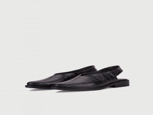 Zapato Bridget Negro Viamo