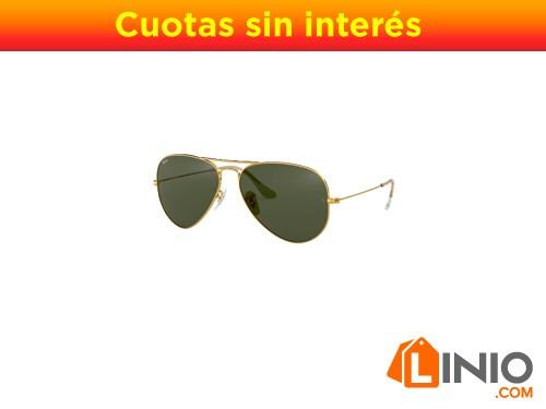 Anteojos De Sol Ray-Ban Aviador Clásico RB3025 L0205