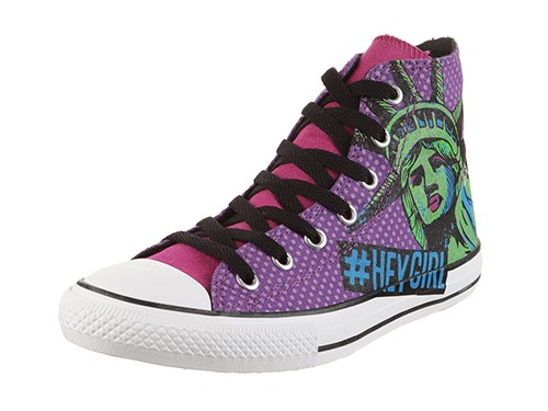 Zapatilla Violeta Converse Chuck Taylor All Star Liberty