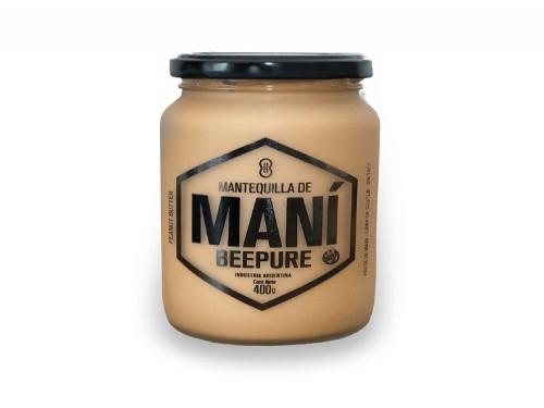 Beepure Mantequilla de Maní 400gr