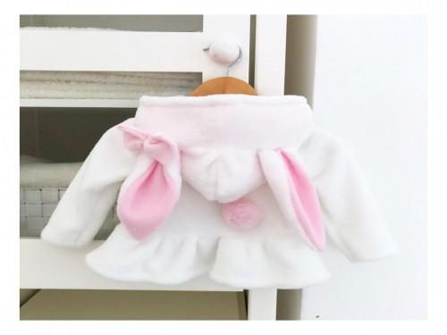 Conjunto Baby Rabbit - White - Hermoso!