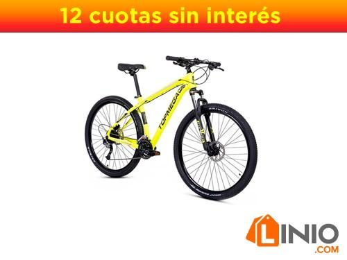 Bicicleta Topmega Thor Advance R29 27v