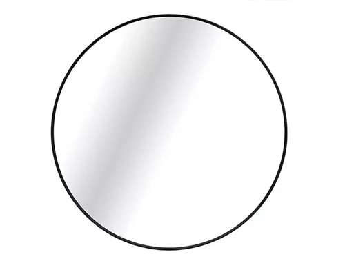 Espejo Redondo Circular 60 Cm Baño Living Comedor Diseño