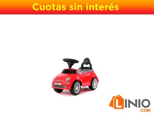Pata Pata Fiat 500 Andarin. Caminador. Con Música.